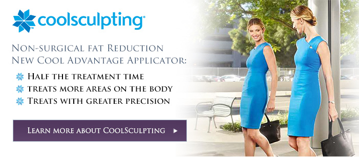 CoolSculpting New York City with CoolSculpting Advantage