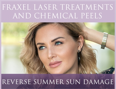 Fraxel Laser and Chemical Peel New York City