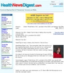 Health News Digest Dr. Narins New York
